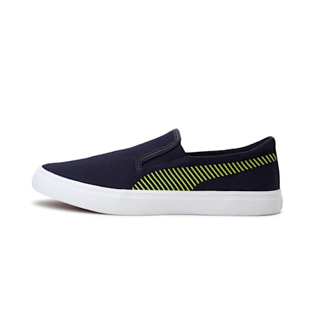 Maximus Slip On IDP, Peacoat-Limepunch, small-IND