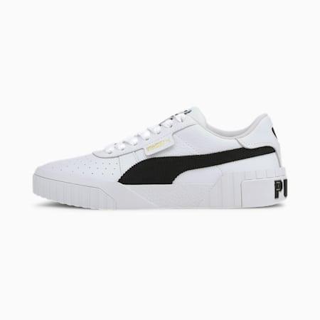 Cali Corduroy Women's Sneakers, Puma White-Puma Black, small