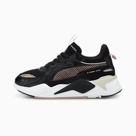 RS-X Mono Metal Women's Sneakers, Puma Black-Rose Gold, small-SEA