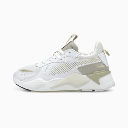 RS-X Mono Metal Women's Sneakers, Puma White-Puma Team Gold, small