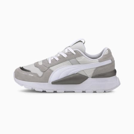 RS 2.0 Mono Metal Women's Trainers, Vaporous Gray-Gray Violet, small