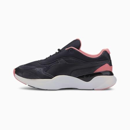 Lia Tonal CMEVA Women's Sneakers, Puma Black-Salmon Rose, small-IND