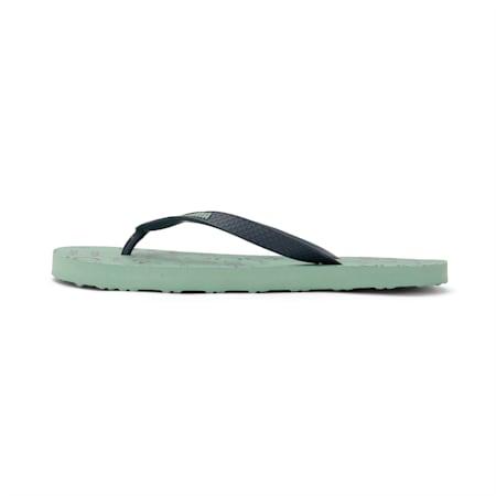 PUMA x one8 Virat Kohli IDP Sandals, Dark Denim-Mist Green, small-IND