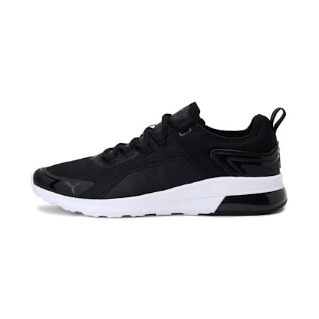 Electron Street Era SoftFoam+ CMEVA Kid's Shoes, Puma Black-Dark Shadow-White, small-IND