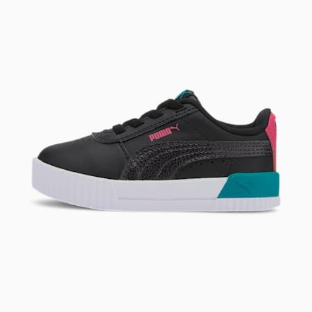 Carina Vivid Toddler Shoes, Puma Black-Puma Black, small