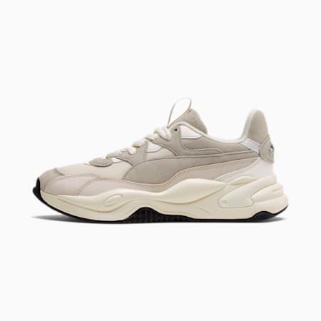 Zapatos deportivosPUMA x LIU WEN RS-2K para mujer, Whisper White-Drizzle, pequeño