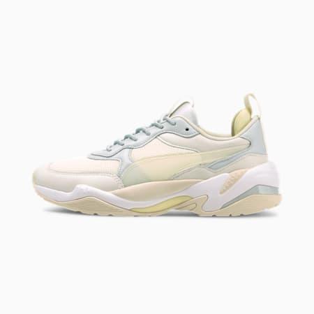 Zapatos deportivosPUMA x LIU WEN Thunderpara mujer, Whisper White-Plein Air, pequeño
