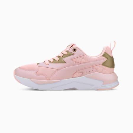 X-Ray Lite Metallic IMEVA SoftFoam+ Women's Shoes, Peachskin-Peachskin-Gold, small-IND