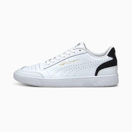 Ralph Sampson Lo Perforated Colour Unisex Sneakers, Puma White-Puma Black, small-IND