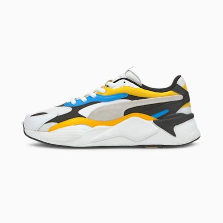 RS-X Prisma sportschoenen, Puma White-Spectra Yellow, small