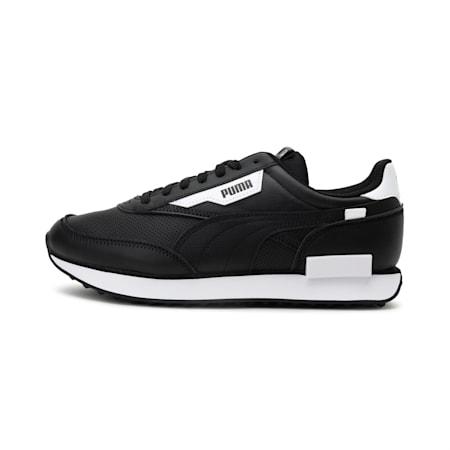 Future Rider IMEVA Contrast Shoes, Puma Black-Puma White, small-IND