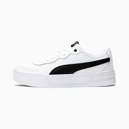 Skye Women's Sneakers, Puma White-Puma Black, small