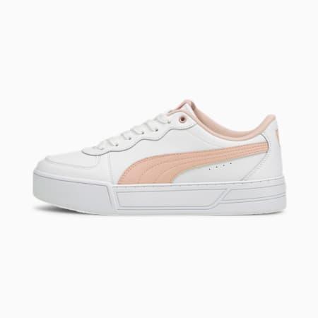 Skye SoftFoam+ Women's Shoes, Puma White-Peachskin, small-IND