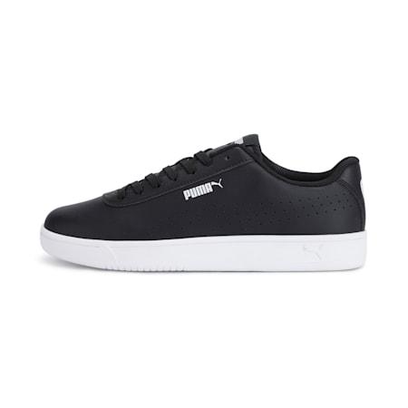 Court Pure SoftFoam+ Unisex Sneakers, Puma Black-Puma Black-Puma White, small-IND