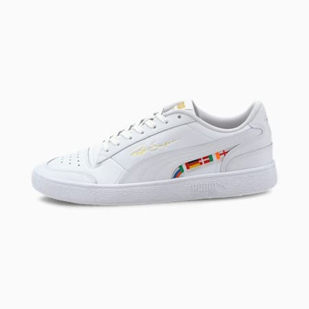 Ralph Sampson Lo Euro Men's Sneakers, Puma White, small