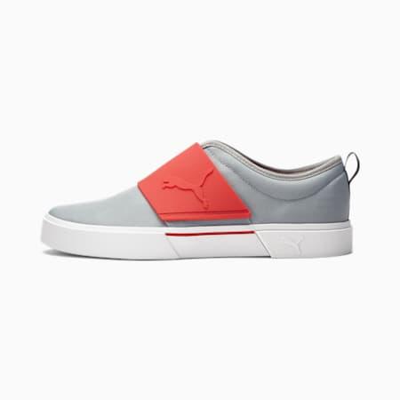 Zapatos sin cordones El Rey II, Quarry-High Risk Red-Puma Black, pequeño