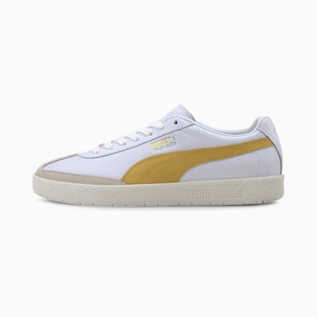 Oslo-City Premium Sneakers, P White-S Lemon-V Gray, small