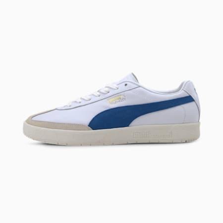 Oslo-City Premium Sneaker, Puma White-Whisper, small