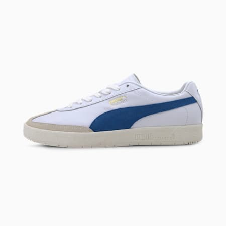 Oslo-City Premium Trainers, Puma White-Whisper, small