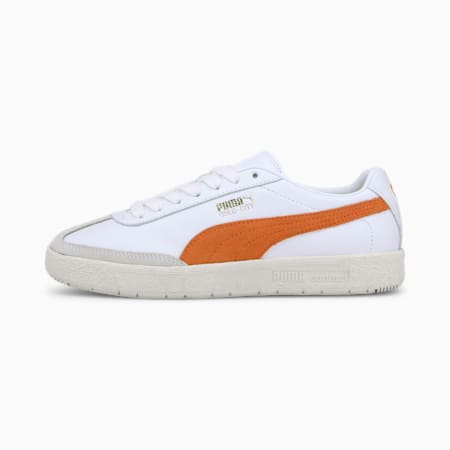 Oslo-City Premium  Sneakers, Puma White-Dragon Fire, small-IND