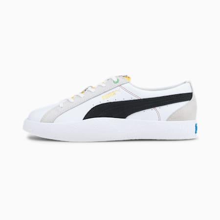 Love WH Women's Sneakers, Puma White-Puma Black, small