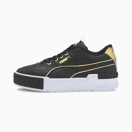 Cali Sport Wabi-Sabi Damen Sneaker, Puma Black-Puma White, small