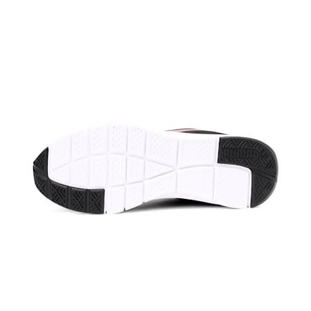 PUMA Fuser IDP Unisex Shoes, Puma Black-High Risk Red, small-IND