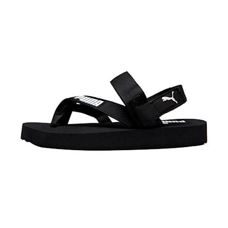Summer Cat Sandals, Puma Black-Puma White, small-SEA