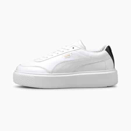 오슬로 마야 우먼스/Oslo Maja Wn's, Puma White-Puma Black, small-KOR