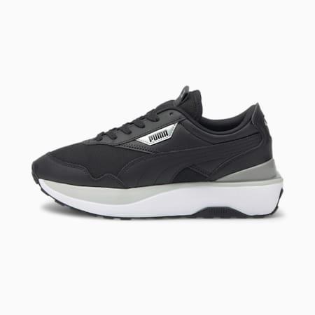 Cruise Rider Women's Sneakers, Puma Black-Gray Violet, small