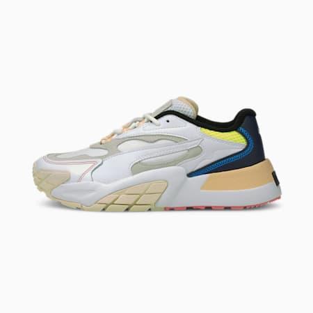 Hedra Fantasy Women's Sneakers, Puma Wht-Whisper Wht-Peacoat, small