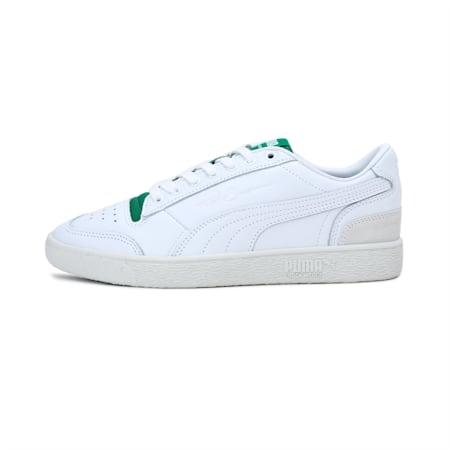 Ralph Sampson Lo Rudolf Dassler Legacy Sneakers, PWht-AmazonGreen-VaporusGray, small-IND