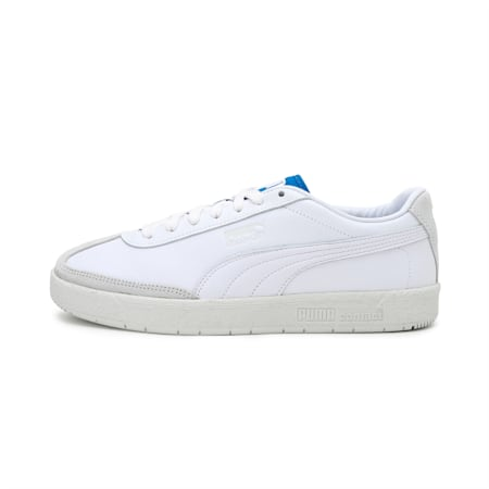 Oslo-City Rudolf Dassler Legacy Men's Sneakers, White-Royal-Vaporous Gray, small-IND