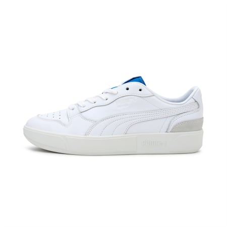 Sky LX Lo Rudolf Dassler Legacy  Sneakers, White-Royal-Vaporous Gray, small-IND