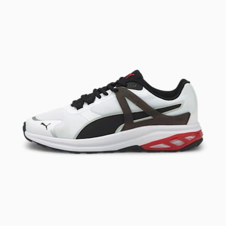 Unlock Pro Shoes, Puma White-Puma Black-Red, small-IND
