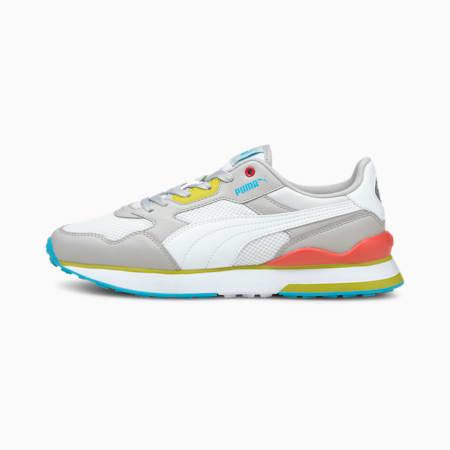 PUMA R78 Future Unisex Sneakers, Gray Violet-White-White, small-IND
