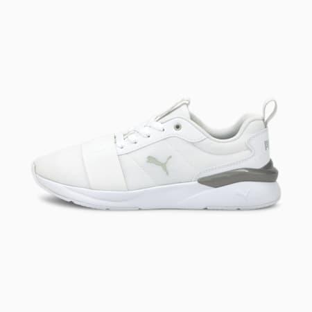 Damskie buty sportowe Rose Plus, Puma White-Gray Violet, small