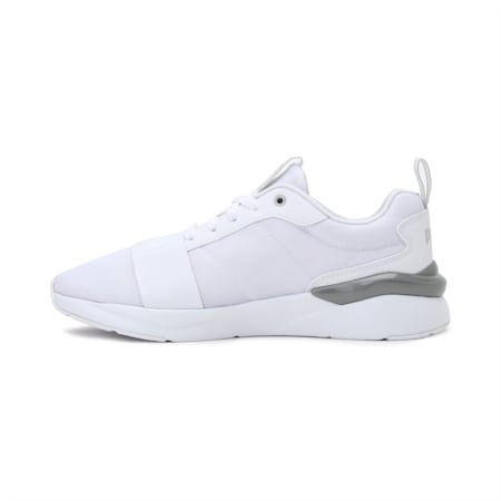 Rose Plus Women's Shoes, Puma White-Gray Violet, small-IND