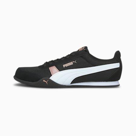 Bella Women's Shoes, Puma Black-Puma White, small-IND