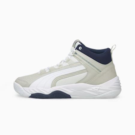 Zapatos deportivos Rebound Future Evo, Gray Violet-Puma White-Peacoat, pequeño