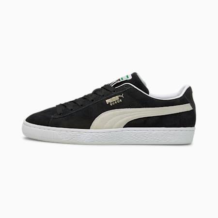 Scarpe da ginnastica in pelle scamosciata Suede Classic XXI, Puma Black-Puma White, small