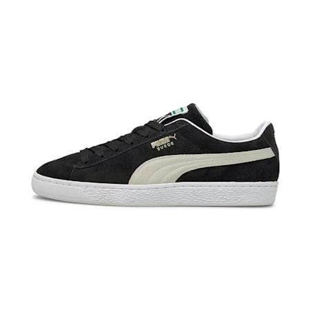 Suede Classic XXI Men's Sneakers, Puma Black-Puma White, small-IND