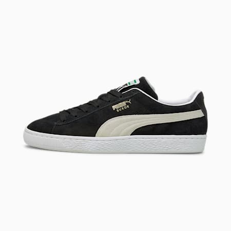 Suede Classic XXI Trainers, Puma Black-Puma White, small-SEA