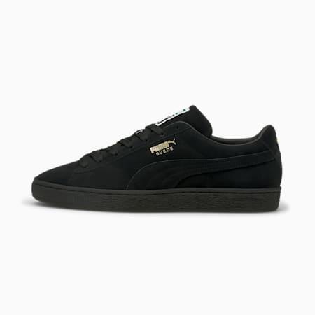 Suede Classic XXI Sneaker, Puma Black-Puma Black, small