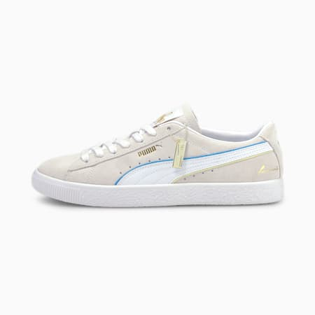 Suede Vintage Rudolf Dassler Legacy Herren Sneaker, VapGray-PumaWhite-IbizaBlue, small
