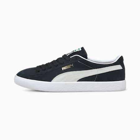 Suede VTG Sneaker, Puma Black-Puma White, small