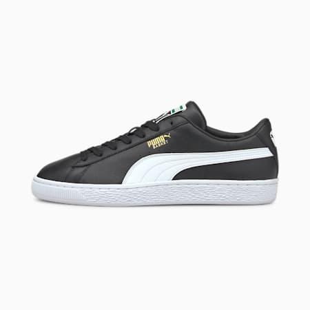 Basket Classic XXI Herren Sneaker, Puma Black-Puma White, small