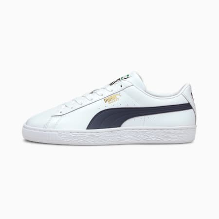 Basket Classic XXI Men's Sneakers, Puma White-Peacoat, small-IND