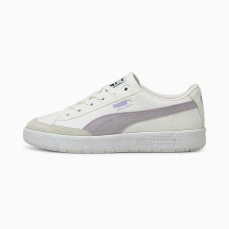 Zapatos deportivos Mallorca, Puma White-Light Lavender, pequeño