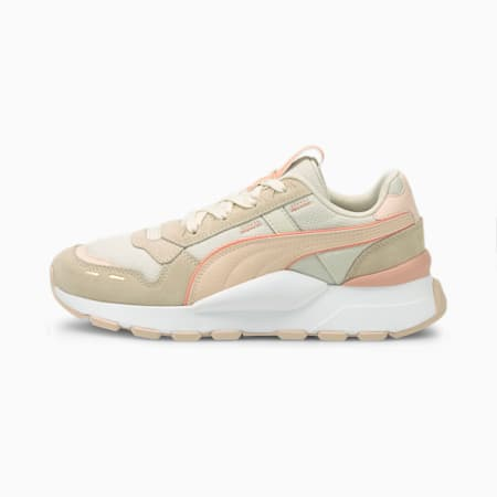 RS 2.0 Femme Women's Trainers, Marshmallow-Eggnog-Cloud Pink, small-SEA
